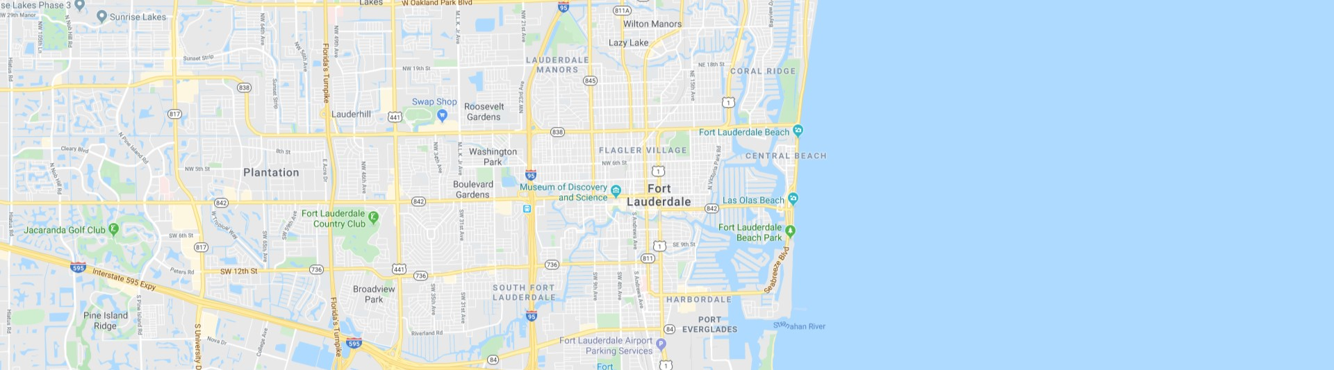 emergency clean up services Fort Lauderdale Area Florida